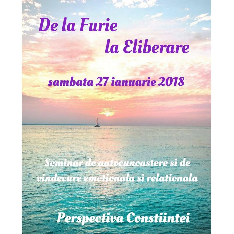 DE LA FURIE LA ELIBERARE (click pe imagine pentru detalii)